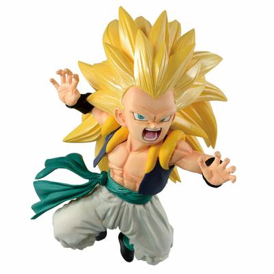 Statuette Dragon Ball Super Ichibansho Super Saiyan 3 Gotenks Rising Fighters 11cm