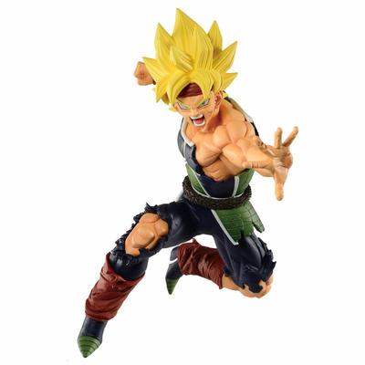 Statuette Dragon Ball Super Ichibansho Super Saiyan Bardock Rising Fighters 18cm