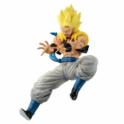 Statuette Dragon Ball Super Ichibansho Super Saiyan Gogeta Rising Fighters 18cm