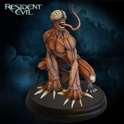 Statuette Resident Evil Licker 38cm