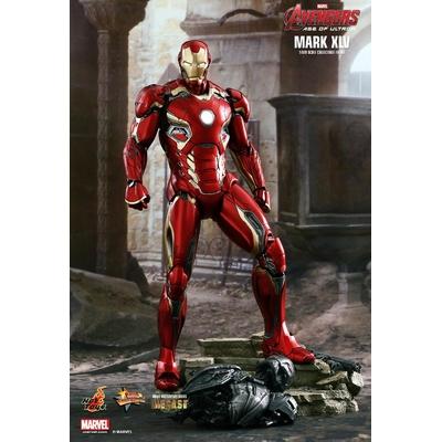 Figurine Avengers L'Ère d'Ultron MMS Diecast - Iron Man Mark XLV 30cm