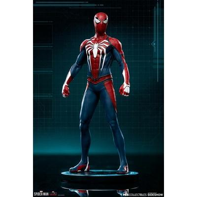 Statuette Marvel's Spider-Man - Spider-Man Advanced Suit 19cm