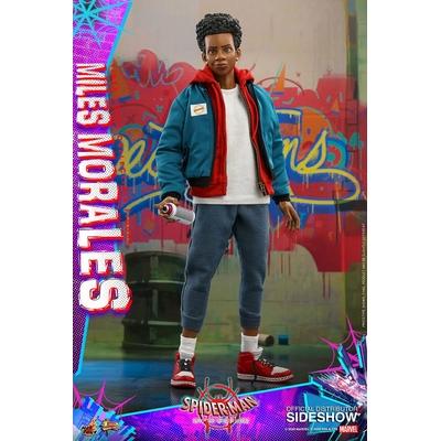 Figurine Spider-Man New Generation Movie Masterpiece Miles Morales 29cm