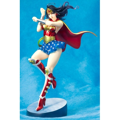 Statuette DC Comics Bishoujo Armored Wonder Woman 2nd Edition 24cm