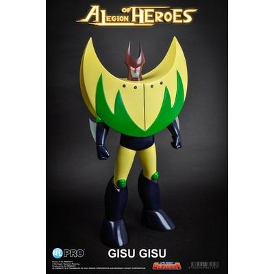 Figurine UFO Robot Grendizer Legion of Heroes Gisu Gisu 40cm