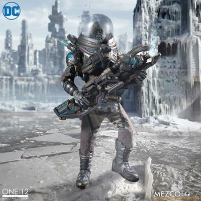 Figurine DC Comics Mr. Freeze Deluxe Edition 17cm