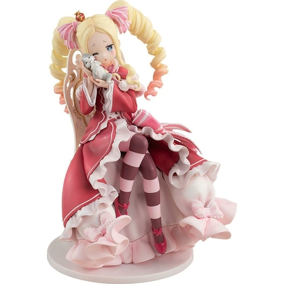 Statuette Re:ZERO Starting Life in Another World Beatrice Tea Party Ver. 19cm