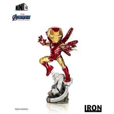 Figurine Avengers Endgame Mini Co. Iron Man 20cm