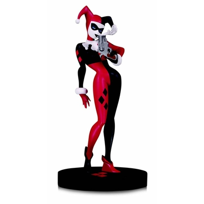 Statuette DC Designer Series Harley Quinn by Bruce Timm 19cm