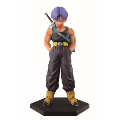 Figurine Dragon Ball Z DXF Chozoushu Trunks 15cm