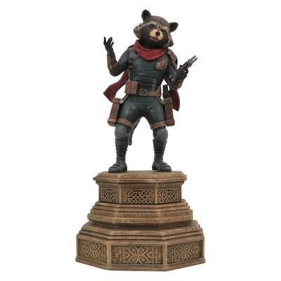 Statuette Avengers Endgame Marvel Movie Gallery Rocket Raccoon 18cm