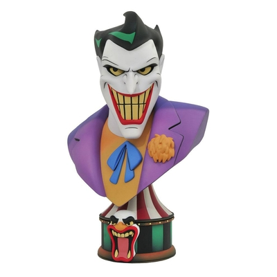 Buste Batman The Animated Series Legends in 3D The Joker 25cm