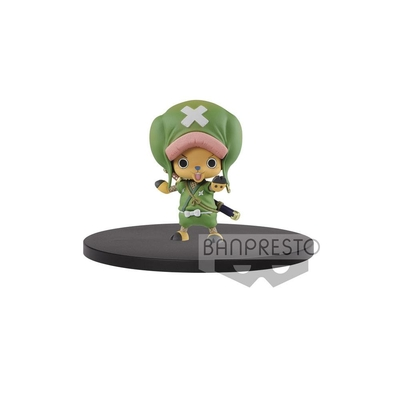 Statuette One Piece DXF Grandline Men Wanokuni Tony Tony Chopper 8cm