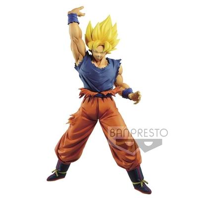 Statuette Dragon Ball Super Maximatic The Son Goku IV 25cm