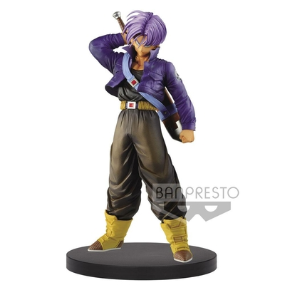 Statuette Dragon Ball Legends Collab Trunks 23cm