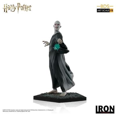 Statuette Harry Potter et la Coupe de feu BDS Art Scale Voldemort 20cm