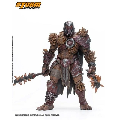 Figurine Gears of War Locust Warden 18cm