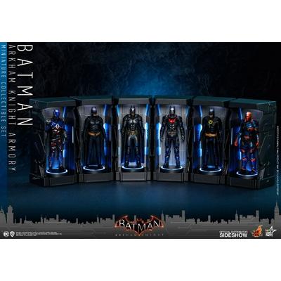 Set dioramas Batman Arkham Knight Armory 12cm