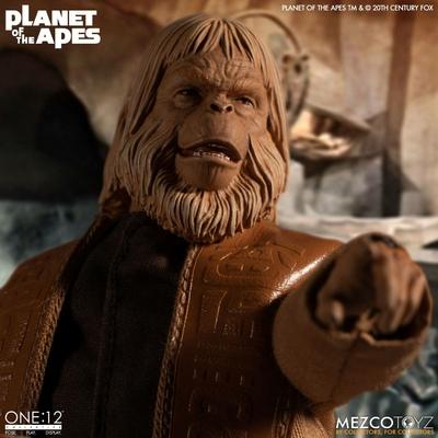 Figurine La Planète des Singes Dr. Zaius 16cm