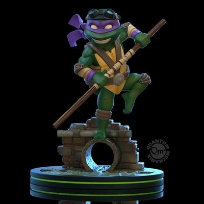 Figurine Tortues Ninja Q-Fig Donatello 13cm