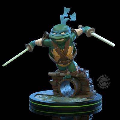 Figurine Tortues Ninja Q-Fig Leonardo 13cm