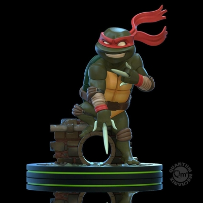 Figurine Tortues Ninja Q-Fig Raphael 13cm