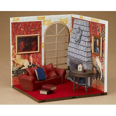 Accessoires pour figurines Nendoroid Harry Potter Playset 08 Gryffindor Common Room