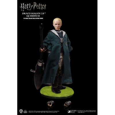 Figurine Harry Potter My Favourite Movie Draco Malfoy 2.0 Quidditch Ver. 26cm