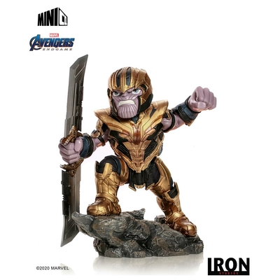 Figurine Avengers Endgame Mini Co.Thanos 20cm