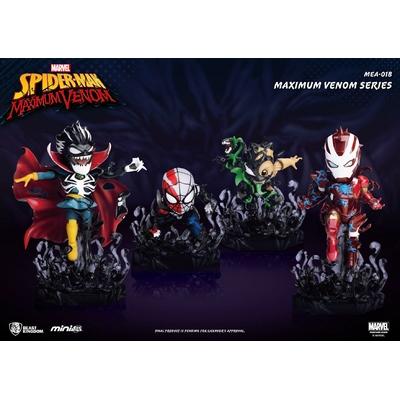 Figurines Marvel Maximum Venom Collection Mini Egg Attack Bundle Set 8 - 14cm