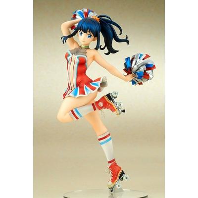 Statuette SSSS.Gridman Rikka Takarada Cheer Girl Ver. 24cm