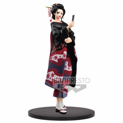 Statuette One Piece DXF Grandline Lady Wanokuni Vol. 2 Robin 17cm