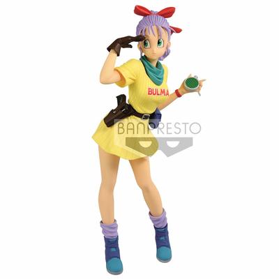 Statuette Dragon Ball Glitter & Glamours Bulma III Ver. B 25cm