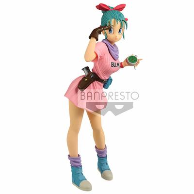 Statuette Dragon Ball Glitter & Glamours Bulma III Ver. A 25cm