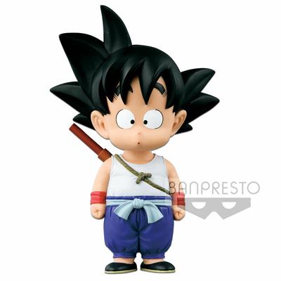 Statuette Dragon Ball Original Figure Collection Son Goku Kid Goku 14cm