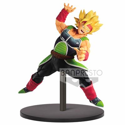 Statuette Dragon Ball Super Chosenshiretsuden Super Saiyan Bardock 13cm