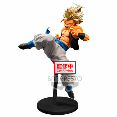 Statuette Dragon Ball Super Blood of Saiyans Super Saiyan Gogeta Special IX 19cm