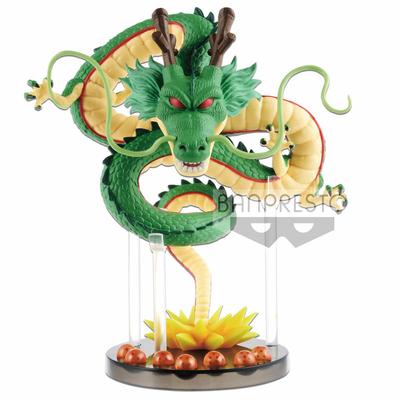 Statuette Dragon Ball Z WCF Mega Shenron & Dragon Balls 14cm