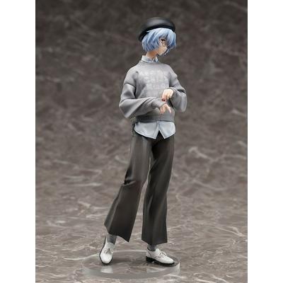 Statuette Neon Genesis Evangelion Rei Ayanami Ver. Radio Eva 25cm