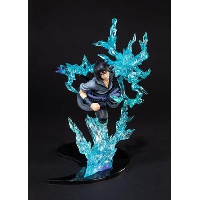 Statuette Naruto Shippuden Figuarts Zero Sasuke Kizuna Relation 21cm