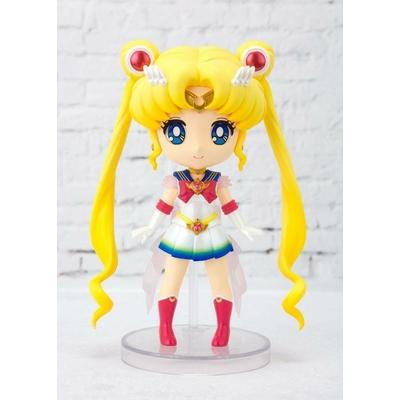 Figurine Figuarts mini Sailor Moon Eternal Super Sailor Moon 9cm