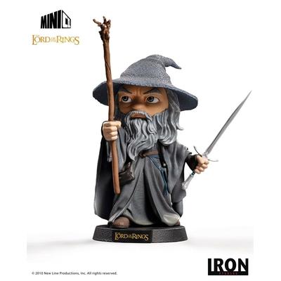 Figurine Le Seigneur des Anneaux Mini Co. Gandalf 18cm