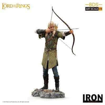 Statuette Le Seigneur des Anneaux Deluxe BDS Art Scale Legolas 23cm