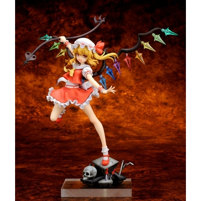 Statuette Touhou Project Sister of the Devil Flandre Scarlet 24cm