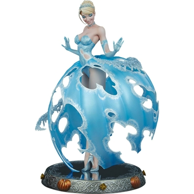 Statuette Fairytale Fantasies Collection Cinderella 41cm