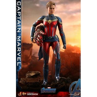 Figurine Avengers Endgame Movie Masterpiece Series Captain Marvel 29cm