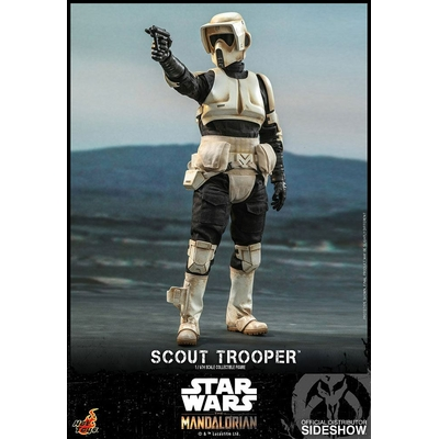 Figurine Star Wars The Mandalorian Scout Trooper 30cm