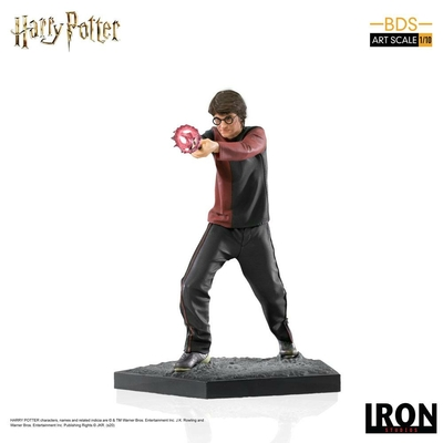 Statuette Harry Potter et la Coupe de feu BDS Art Scale Harry Potter 17cm