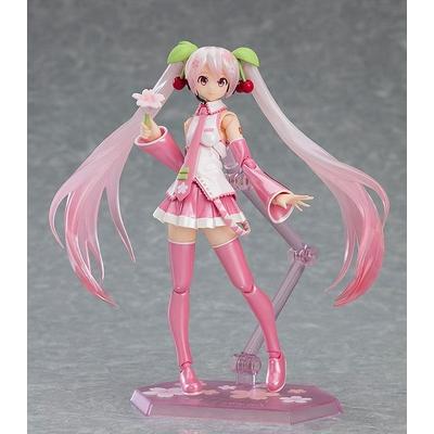 Figurine Figma Character Vocal Series 01 Hatsune Miku Sakura Miku 14cm