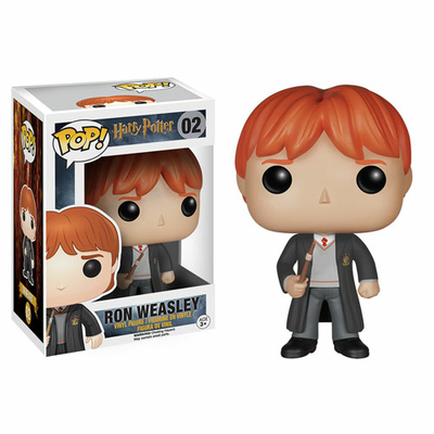 Figurine Harry Potter Funko POP! Ron Weasley 10cm